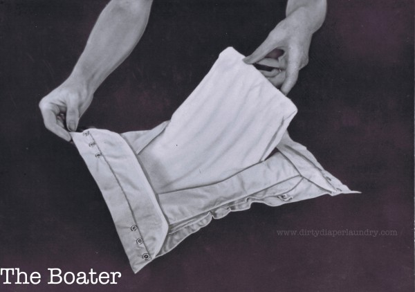 The Boater- original image- Marion Donovan