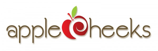 applecheeks new logo