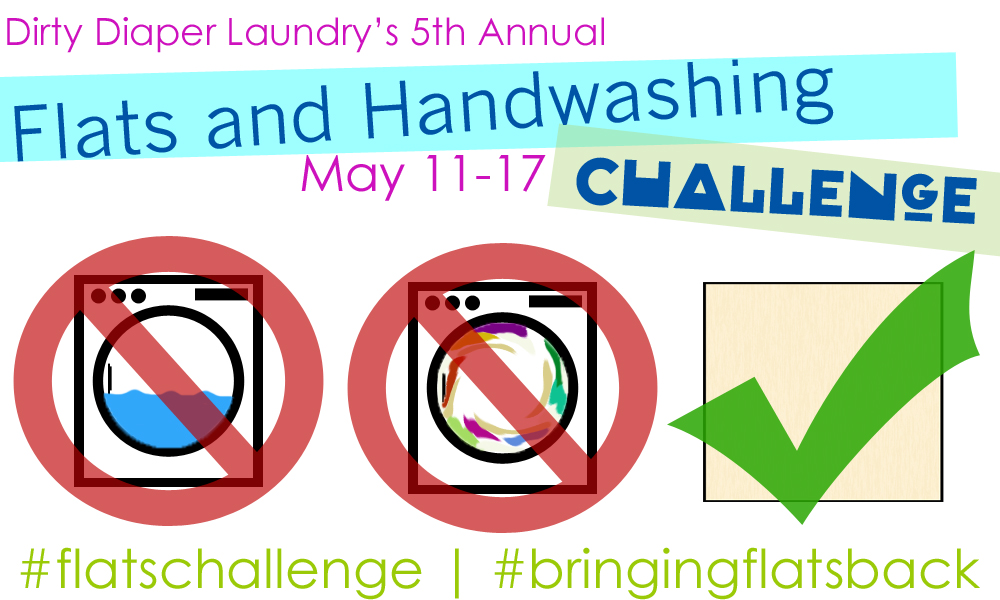 2015 Flats and Handwashing Challenge May 11-17