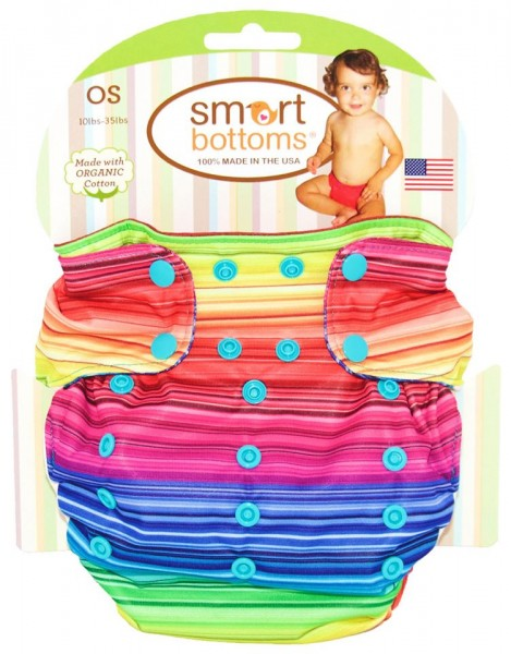 Rainbow Love Smart Bottoms