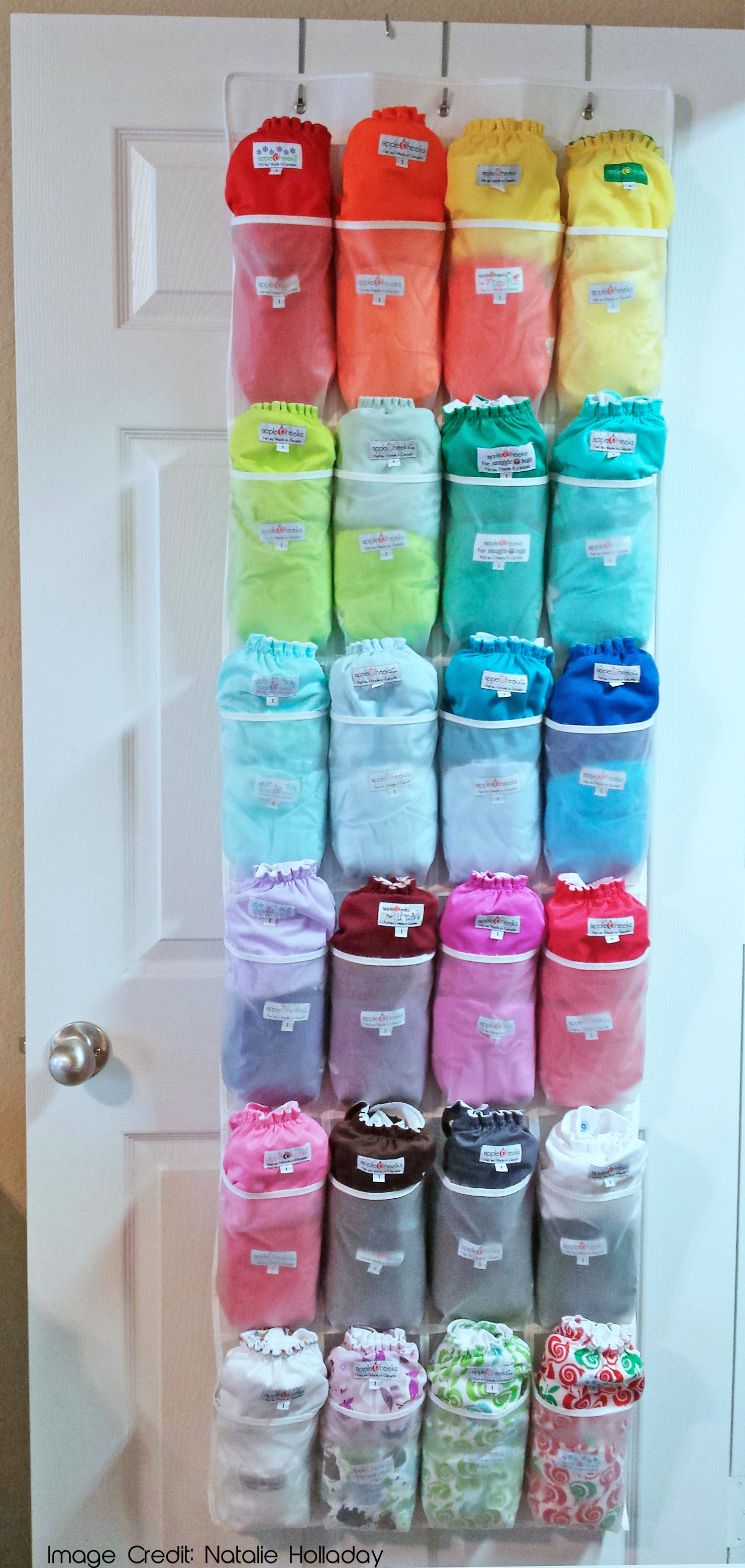 How to Store Dirty Cloth Diapers