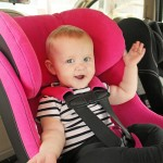 Clek Foonf Convertible Car Seat Review (DDL Gives a Foonf!)