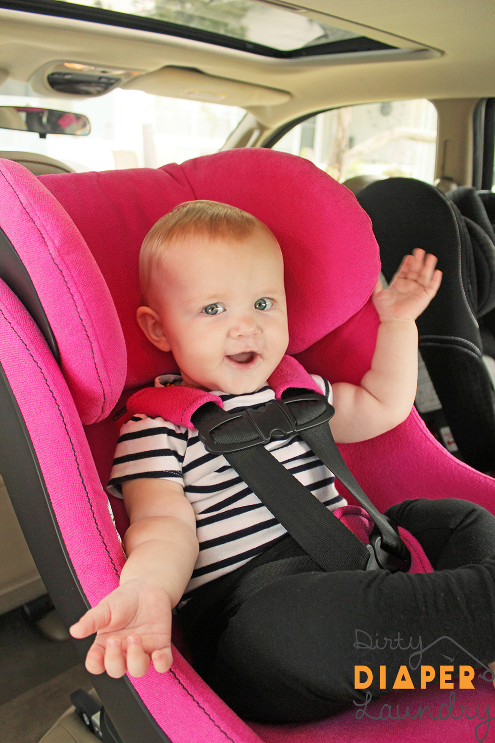 Clek Foonf Convertible Car Seat Review DDL Gives A