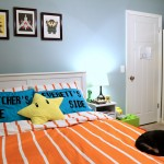 A Big Boy Room for Two Featuring Mario, Minecraft, and Lego!