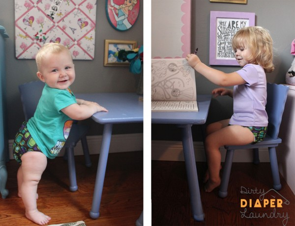 Sweet Pea All In One Diaper Review – Dirty Diaper Laundry