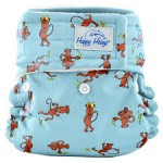 Happy Heiny One Size Pocket Diaper Review