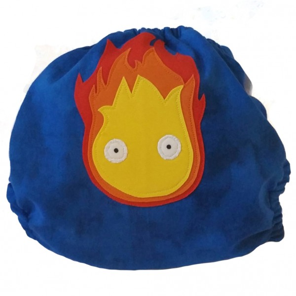 Howl's Moving Castle cloth diaper