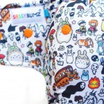 Studio Ghibli Inspired Cloth Diapers