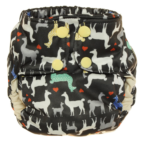 Lovely Llamas Smart Bottoms