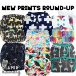 New Prints Round-Up! Admiral, Charlotte, Put on Love, Hopscotch and more!