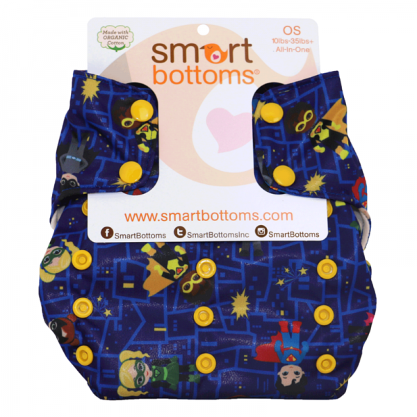 Incredible- the newest print from Smart Bottoms