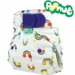 Peenut from Tots Bots Cloth Nappy System Review