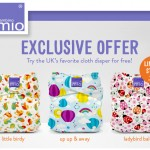 Try the MioSolo from Bambino Mio- FREE!