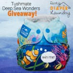Tushmate Deep Sea Wonders AIO Giveaway!