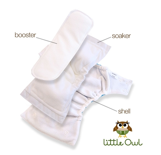 Little Owl Diapers
