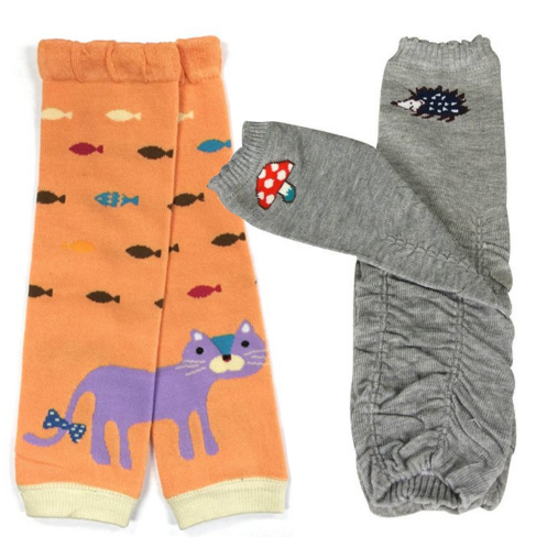 Baby leggings keep baby warm and allow you to show off the cute diaper!