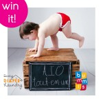 Win it!  The New Bummis AIO!