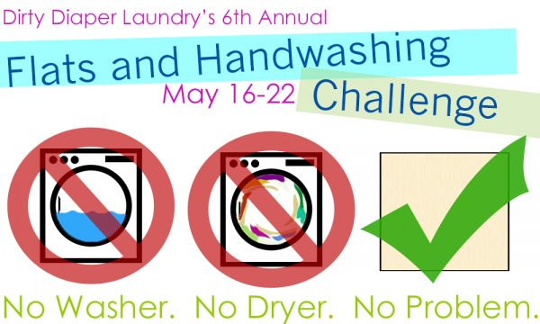 Announcing 6th Annual Flats and Handwashing Challenge: May 16-22