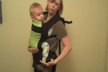 A Review of the Boba Baby Carrier
