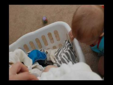 Cloth Diaper Carnival Part Deux.  What is your cloth diaper washing routine?