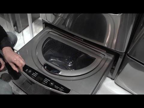 Did LG Just Create The Perfect Cloth Diaper Washing Machine?