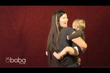 ERGOBaby vs. Beco BBII vs. Boba Series: Back Carries