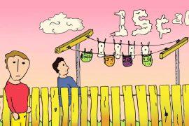Gro Baby Cloth Diaper Cartoon!