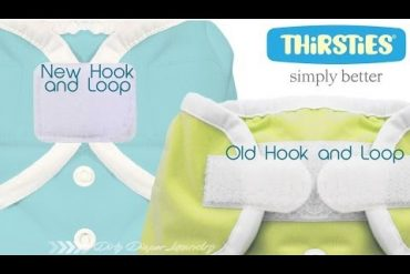 Introducing the *new* One Size Pocket from Thirsties {Giveaway}