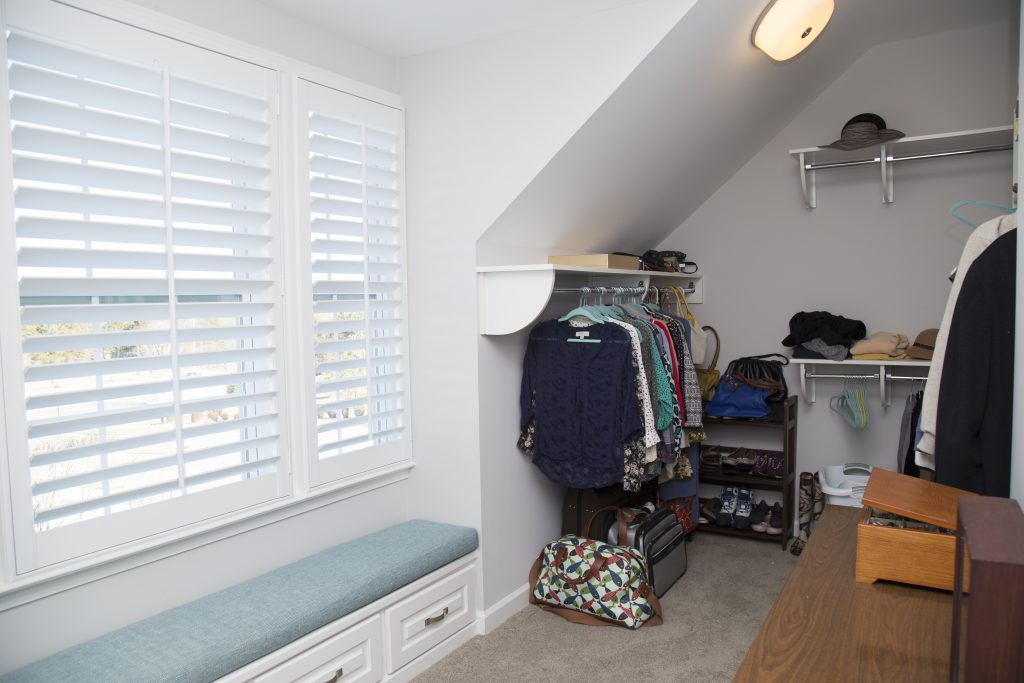master closet (has windows and a window seat)