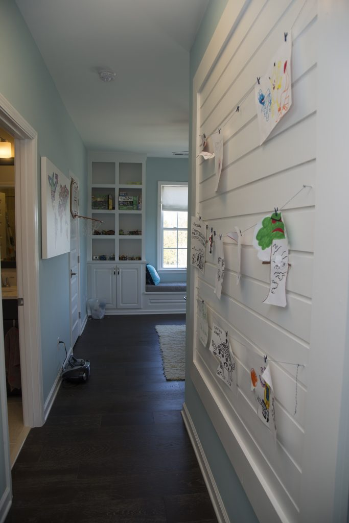 entry to the activity room