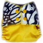 Oeko Popo Batumee Cloth Diaper Review