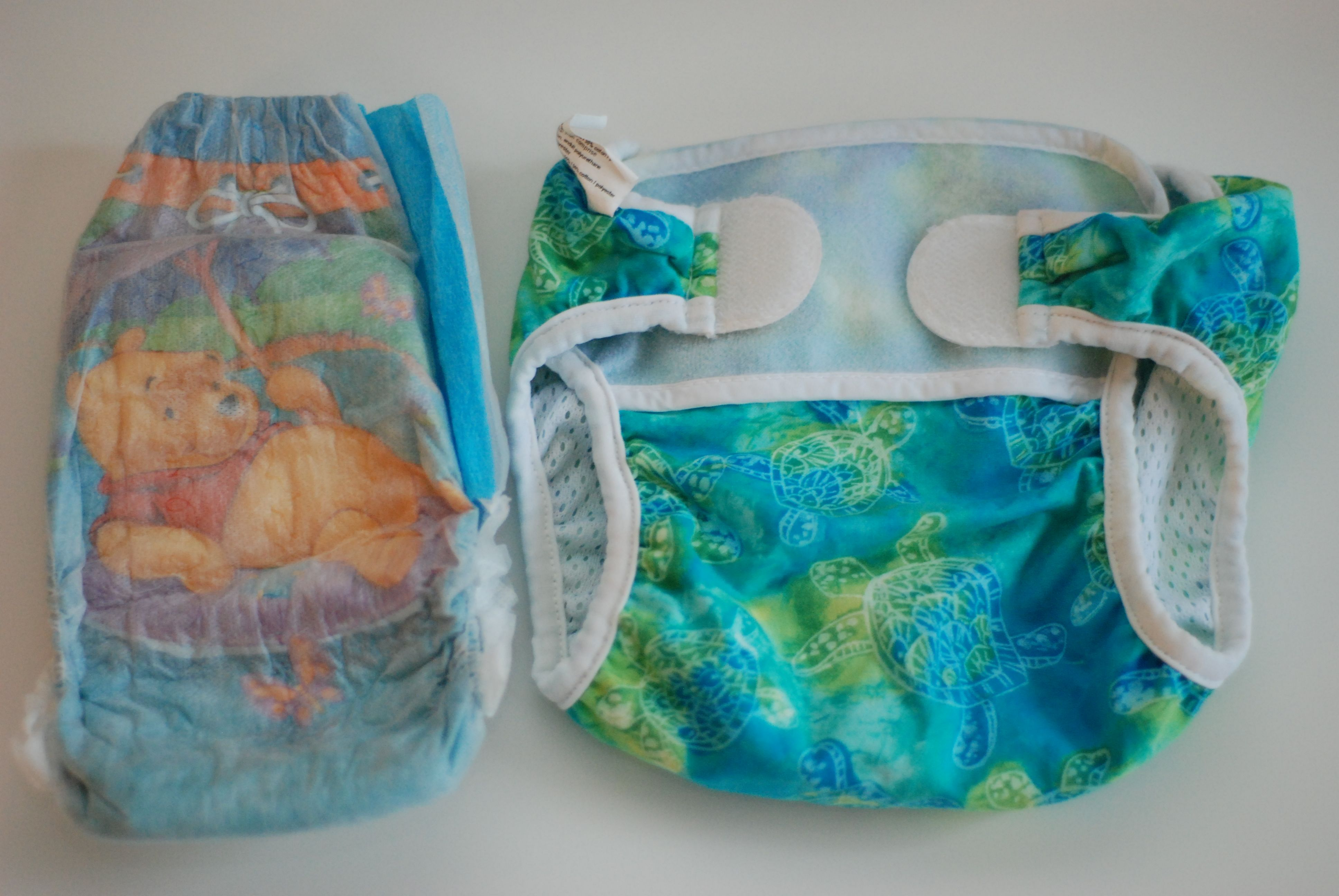 Introduction To Cloth Diapers Reusable Swim Diapers