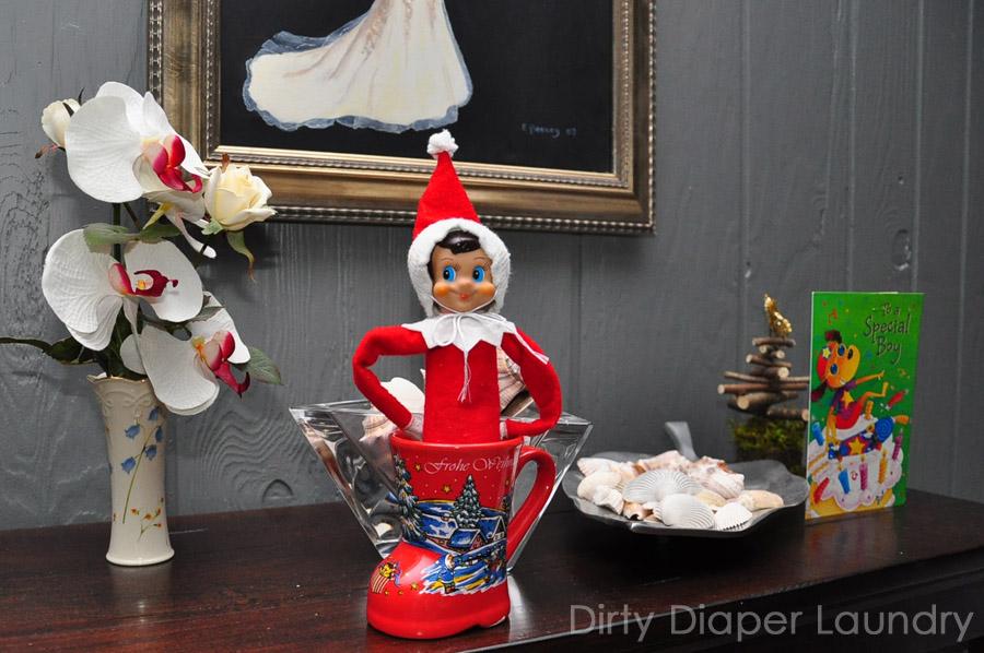 Your Ecards Elf On The Shelf   Best Shelf 2017