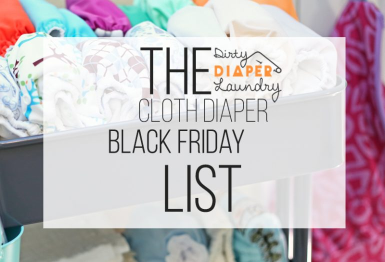 THE List: DDL's Black Friday Cloth Diaper Deals 2017 ...